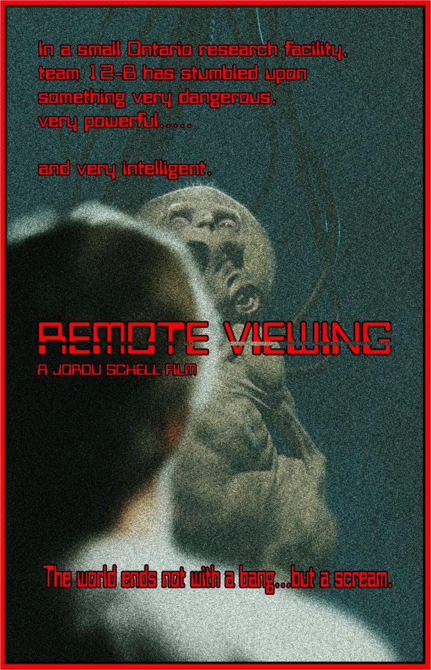 remote viewing movie teaser trailer