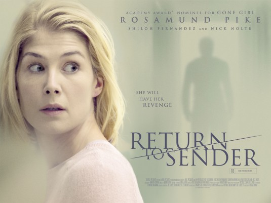 Return to Sender Poster