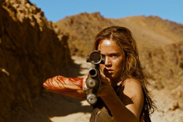 Revenge Movie - Matilda Lutz