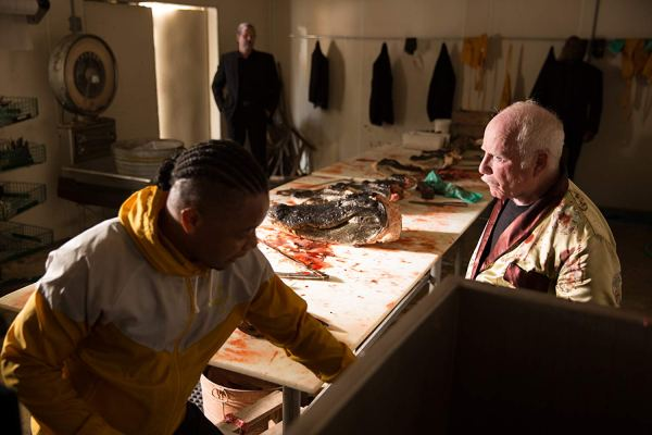 Richard Dreyfuss And Cuba Gooding Jr. In Bayou Caviar (2018)