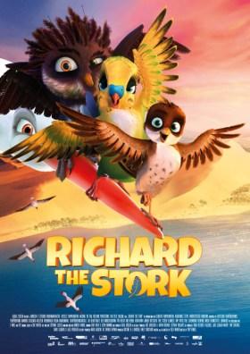 Richard The Stork Movie Poster