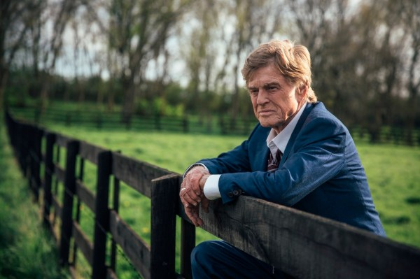 Robert Redford Old Man And The Gun