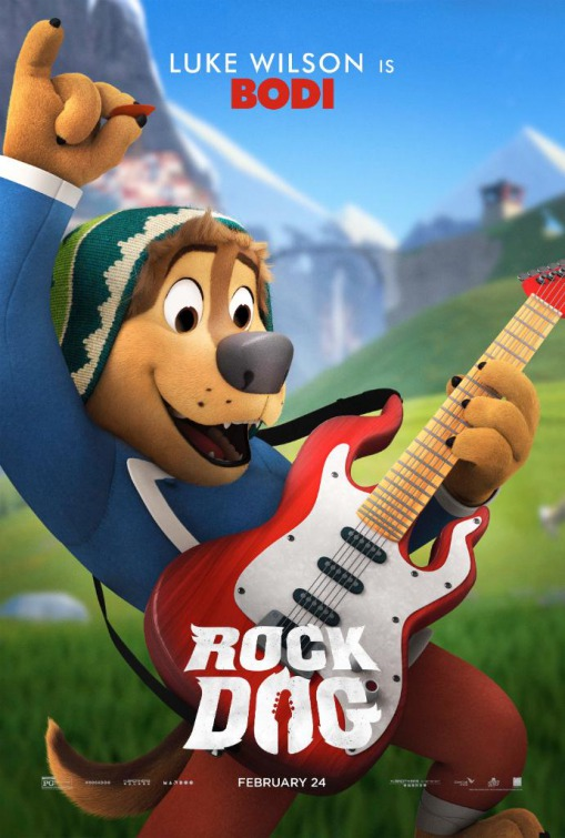 Rock Dog : Teaser Trailer