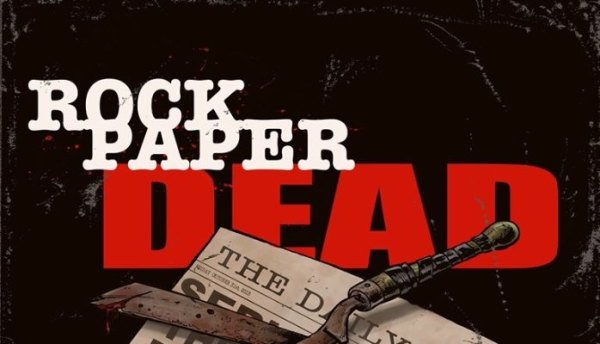 Rock Paper Dead Movie