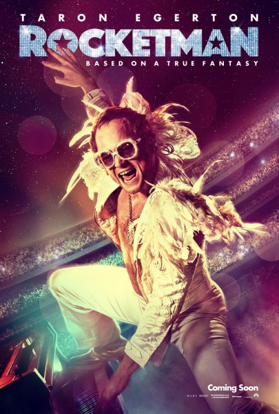 Rocketman New Poster