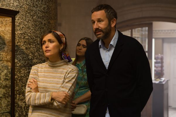 Rose Byrne And Chris O'Dowd - Juliet Naked