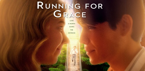 """Running For Grace - The story is about a homeless, orphan boy of mixed race and a """"Haole"""" (white) village doctor fighting for their place in the small coffee farming community of 1920's Hawaii."""