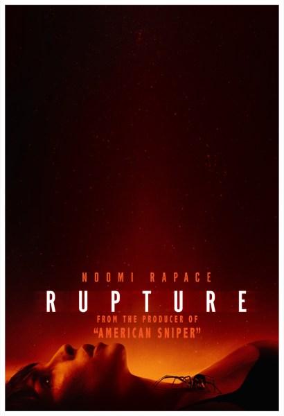 Rupture - Spider poster