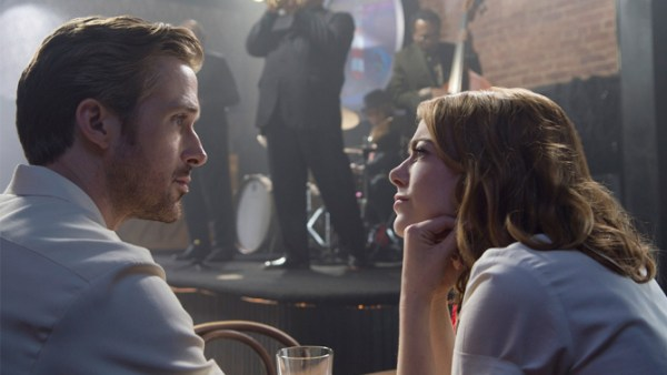 Ryan Gosling and Emma Stone - La La Land Movie