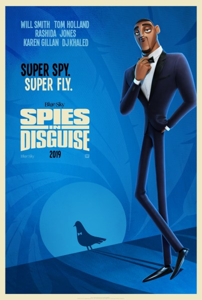 Spies in Disguise POSTER width=