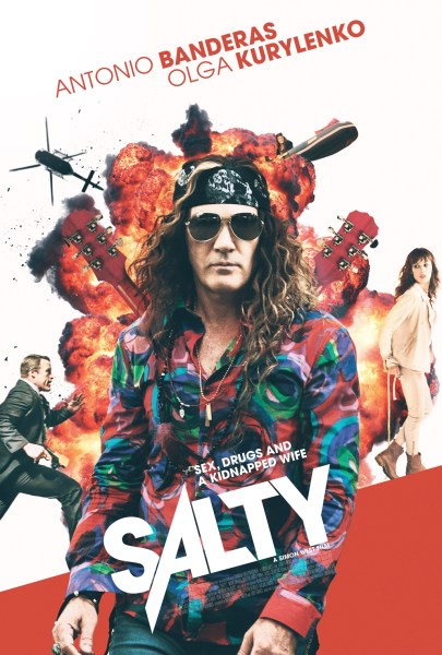 Salty Movie Poster