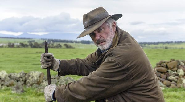 Sam Neill in the movie Rams