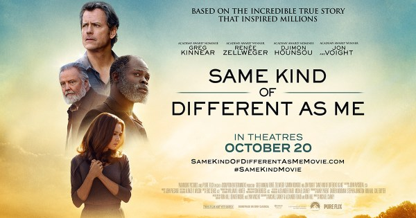 Same Kind Of Different As Me Film