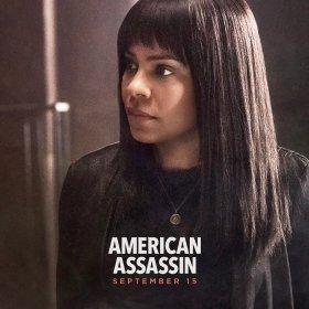 Sanaa Lathan - American Assassin