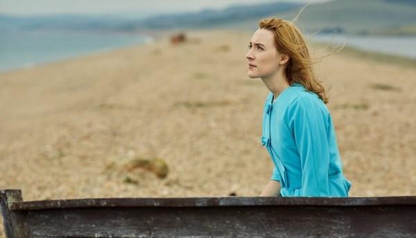 Saoirse Ronan - On Chesil Beach