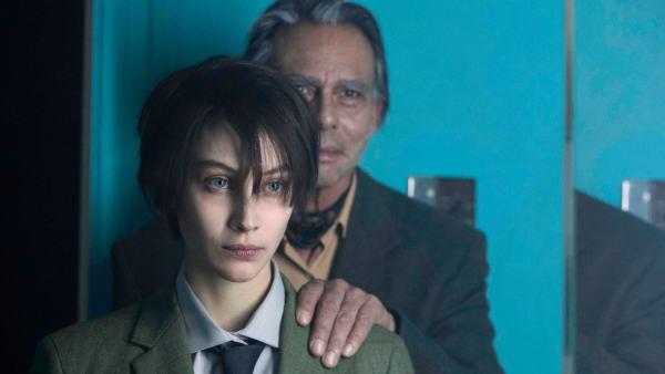 Sarah Gadon And Raoul Max Trujillo In Octavio Is Dead