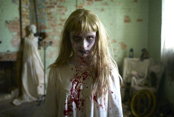 Scare Campaign Australian Horror Movie