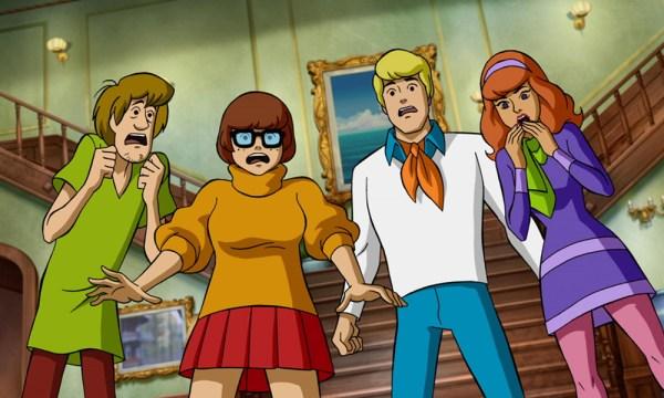 Scooby Doo Return To Zombie Island Movie