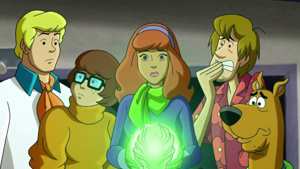 Scooby Doo And The Curse Of The 13th Ghost Movie