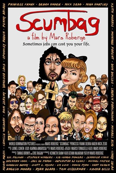 Scumbag Movie Poster