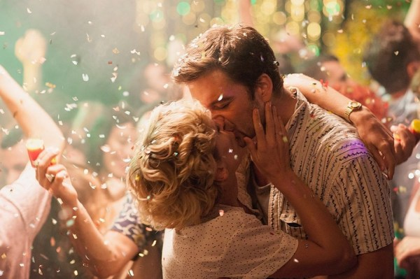 Sebastian Stan and Denise Gough in Monday (2019)