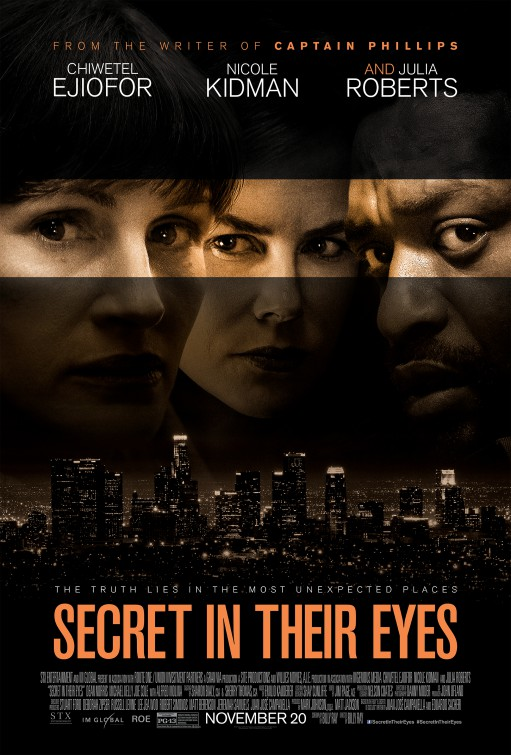 SECRET IN THEIR EYES - Film Trailer