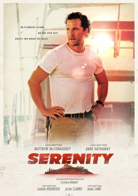 Serenity Film Poster