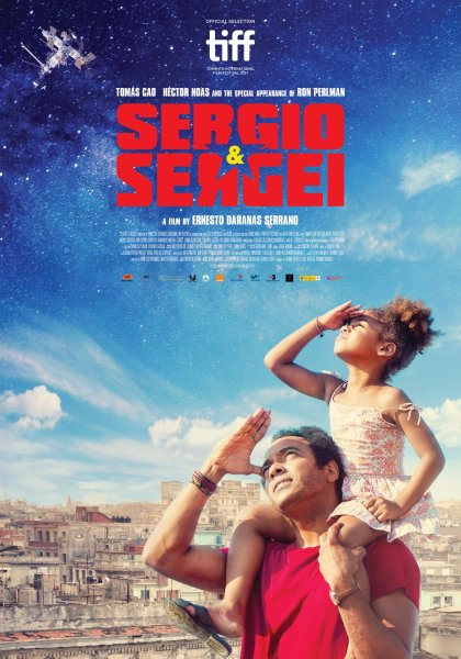Sergio And Sergei Film Poster