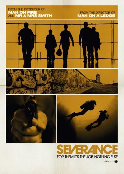 Severance Movie Teaser