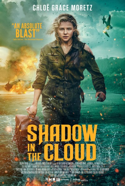 Shadow In The Cloud New Film Poster