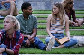 Shane Paul McGhie And Josephine Langford In After (2019)