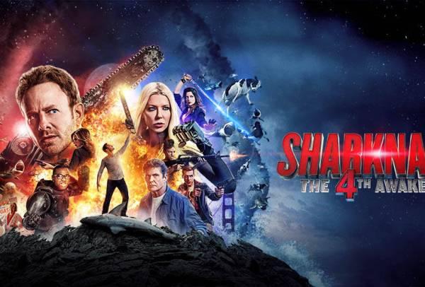 Sharknado 4 - Tara Reid