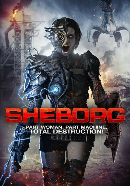 Sheborg Movie Poster