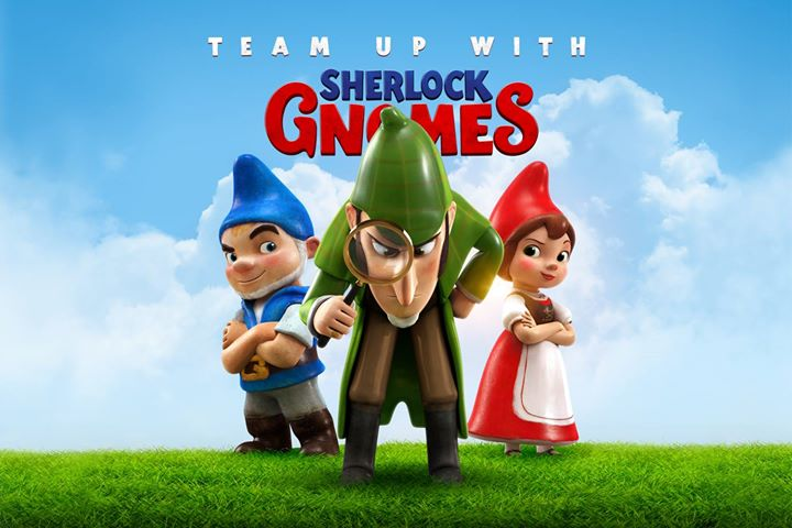 Image result for Sherlock Gnomes film