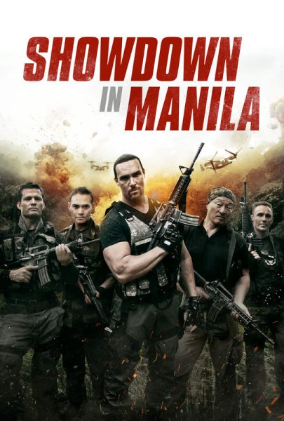 Showdown In Manila Movie Poster
