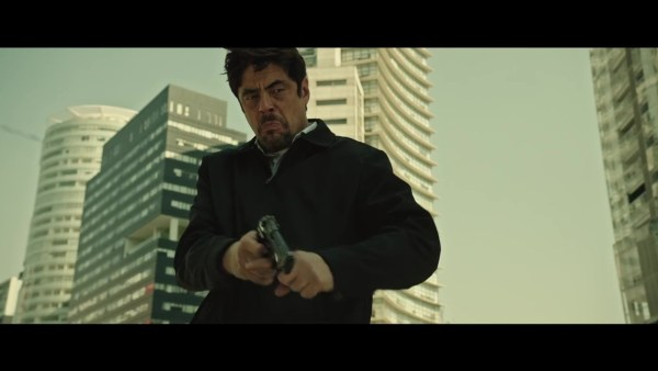 Sicario Day Of The Soldado Movie - Sicario 2 Film