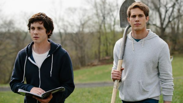 Sidney Hall Movie - Logan Lerman