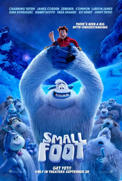 Small Foot New Poster