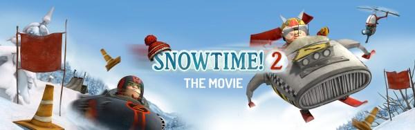 Snowtime 2 Racetime Poster (1)
