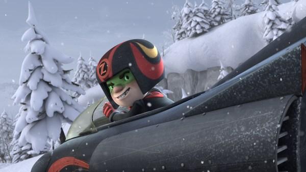 Snowtime 2 Racetime - ZAC