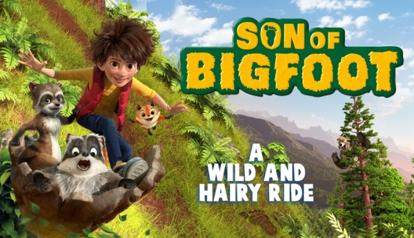Son Of Big Foot Movie 2018