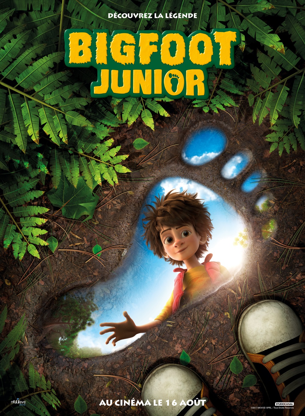 the son of bigfoot full movie dailymotion
