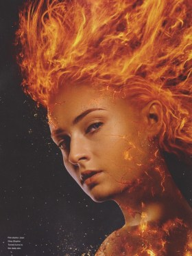 Sophie Turner - X Men Dark Phoenix