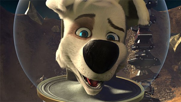 Space Dog movie