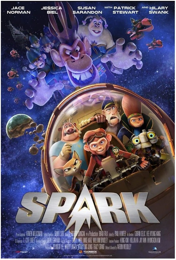 Sparks Filme