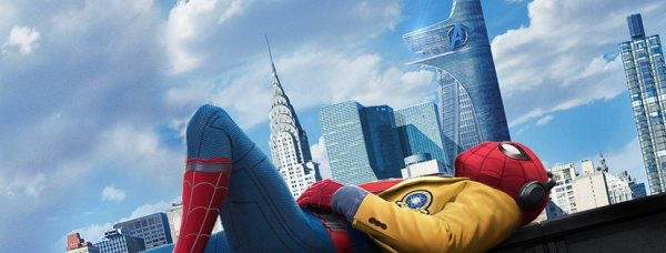 Spider Man Homecoming 2017 Avengers
