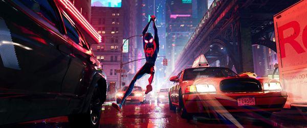 Spider Man Into The Spider Verse (2018)