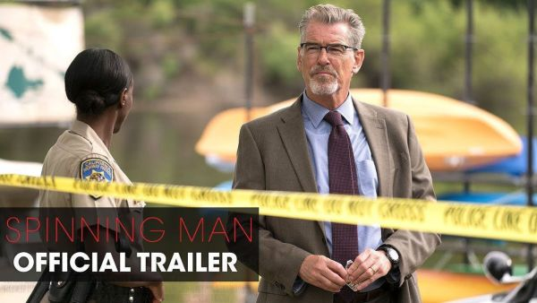 Spinning Man Movie Pierce Brosnan
