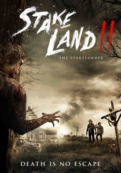 Stake Land 2 Movie Poster