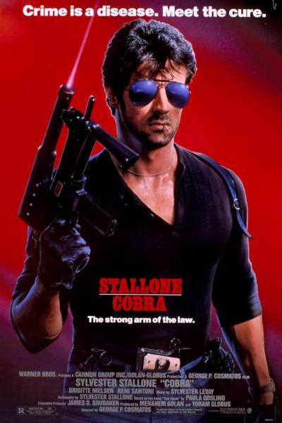 Stallone Cobra movie